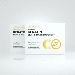 KERATIN - SKIN & HAIR BOOSTER